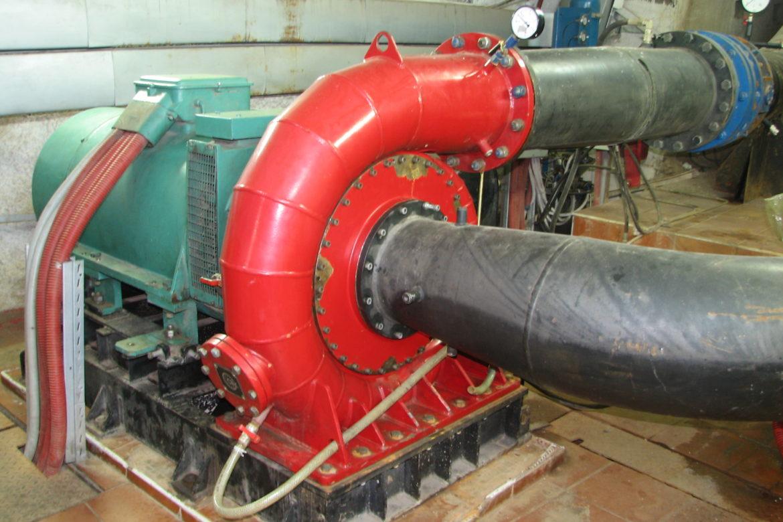 1.Francis turbine