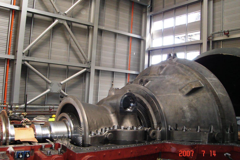 20.Steam turbine