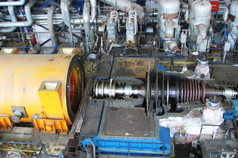 9. DSL 50MW Turbine
